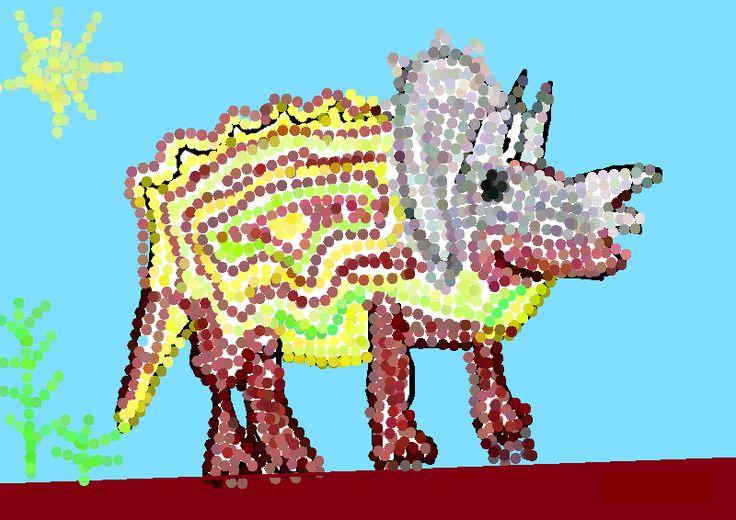 Sofia's Dinosaur