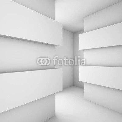 Fototapeta - Modern Hall Background