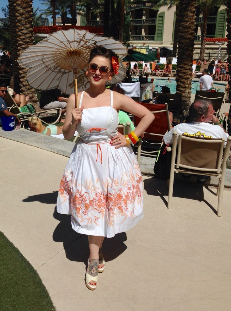 Best Pool Party Dress Ever