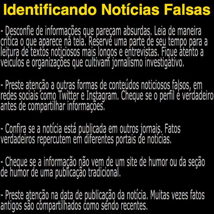 Identificando Notícias Falsas [Zero Hora Política] http://zh.clicrbs.com.br/rs/noticias/politica/noticia/2016/11/como-identificar-noticias-falsas-no-google-e-no-facebook-8377476.html ②⓪①⑥ ①① ①⑨