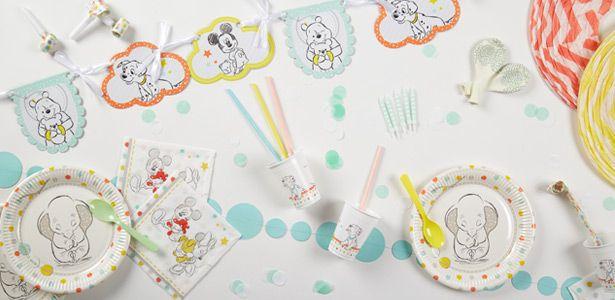 Decorazioni Disney Baby™ per compleanni con VegaooParty