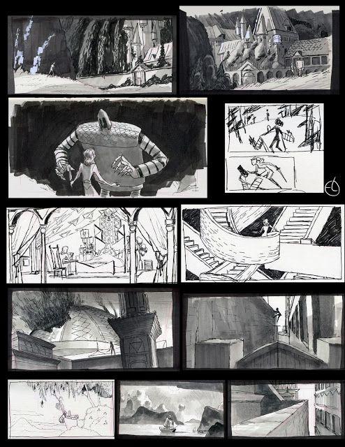 Best StoryboardingComic Layout Images On   Animation