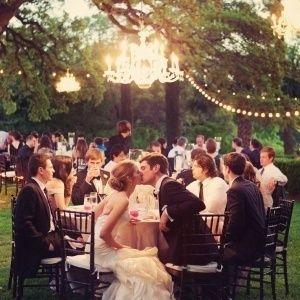 cozy wedding lighting 30