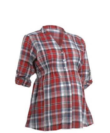 Blooming Marvellous Maternity Check Shirt