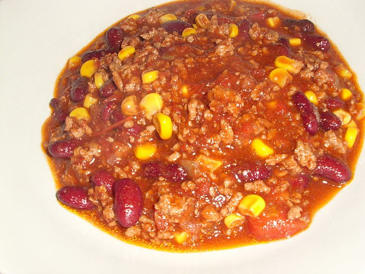 rezept clints chili con carne rezepte pinterest chili con carne food. Black Bedroom Furniture Sets. Home Design Ideas