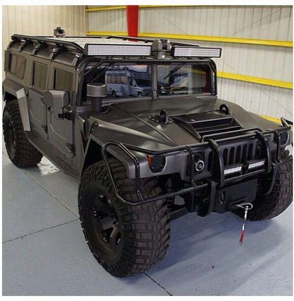 Hummer H1 My Dream!