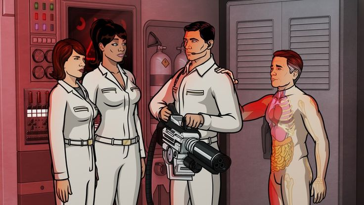Will 'Archer' End After Season 7? Here Are A Few Ideas For Sterling, Lana, & Co.