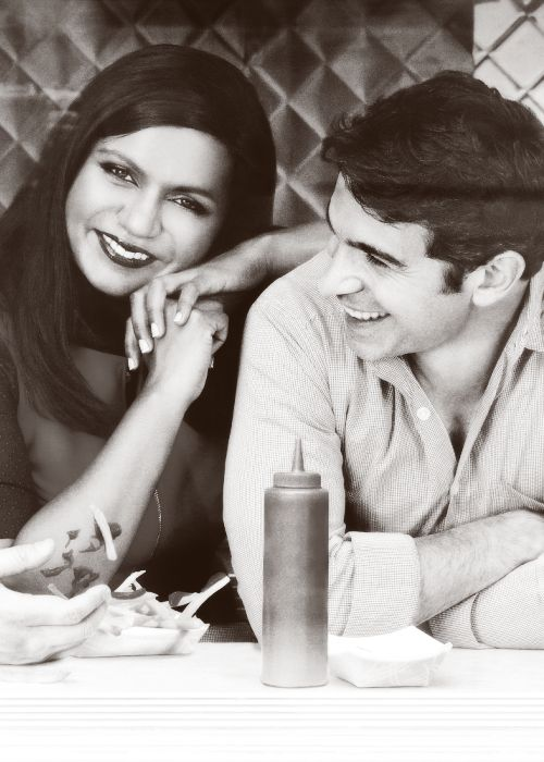 Mindy Kaling | Chris Messina