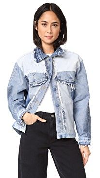 1d8cb0fa56deb New Ksenia Schnaider Denim Jacket online. Find the great MOTHER Clothing  from top store. Sku ojcm58056ctwo87128
