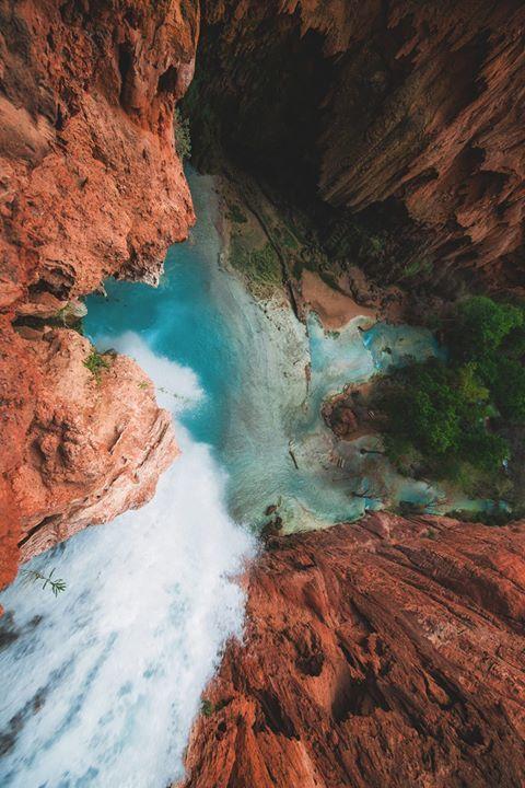 Mooney Falls Arizona US Say Yes To Adventure