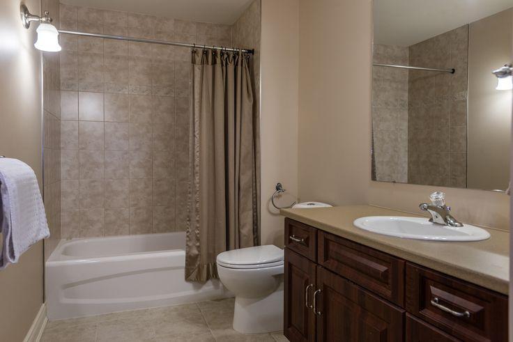 #3368Mustang Basement Bathroom