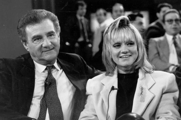 Teddy e Rita giovani