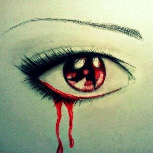 Sasuke eyes (drawing)