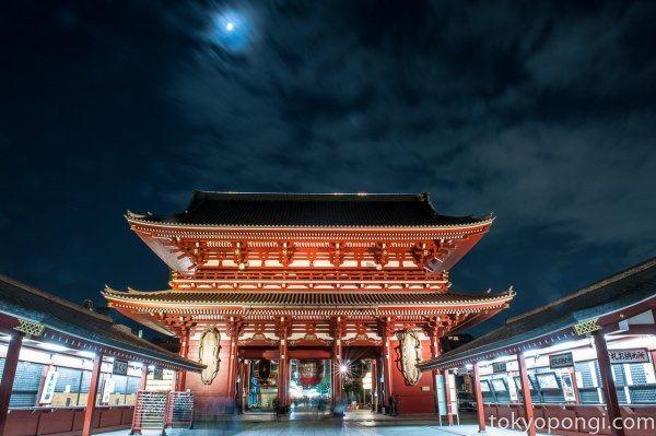 #tokyo #tokio #asakusa #sensoji #kaminarimon