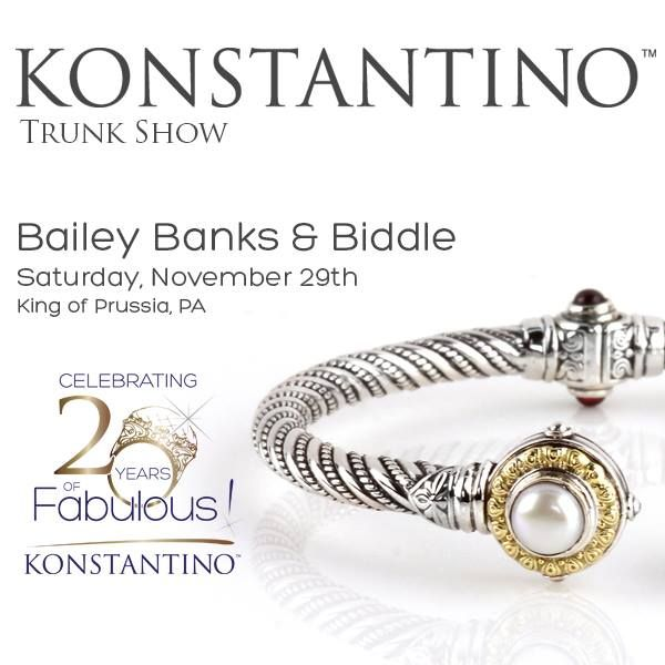 November 29 Bailey Banks & Biddle - King of Prussia, PA
