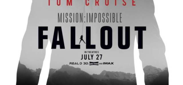 1st Trailer For '#MissionImpossible: Fallout' Movie • VannDigital