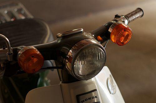 HONDA Super CUB C50 | SMC PENTAX 55mm 1.8 (K) | nag # | Flickr