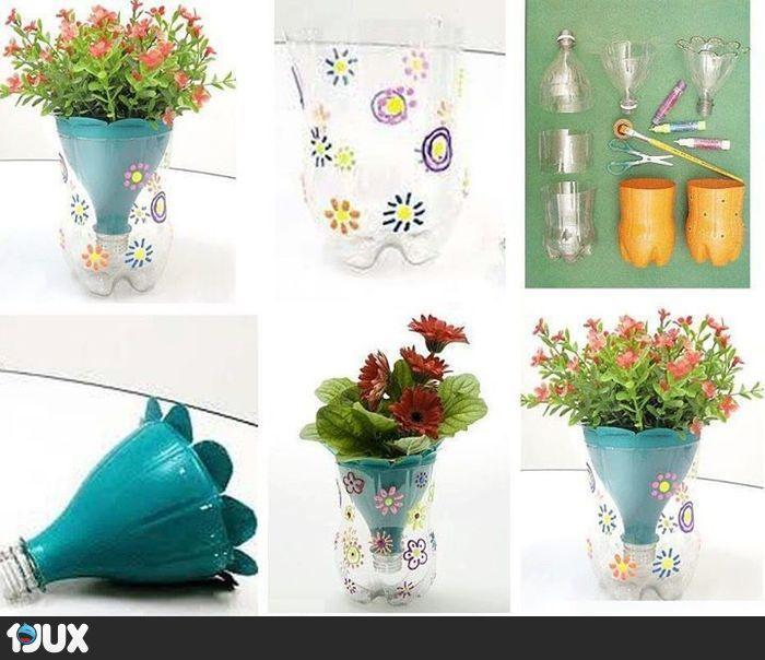 Recycling design flasche  37 besten PET Bilder auf Pinterest | Pet flaschen, Basteln und ...