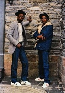 Capturing Cool: the Jamel Shabazz photographsMaterial Mode. My Adidas! Adidas shell-top sneakers.