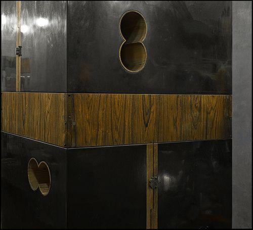 Carlo Scarpa. Gavina Showroom. Bologna Italy. 1961-1963