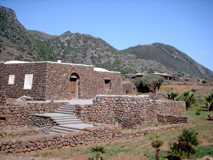 Pantellerian Dammuso
