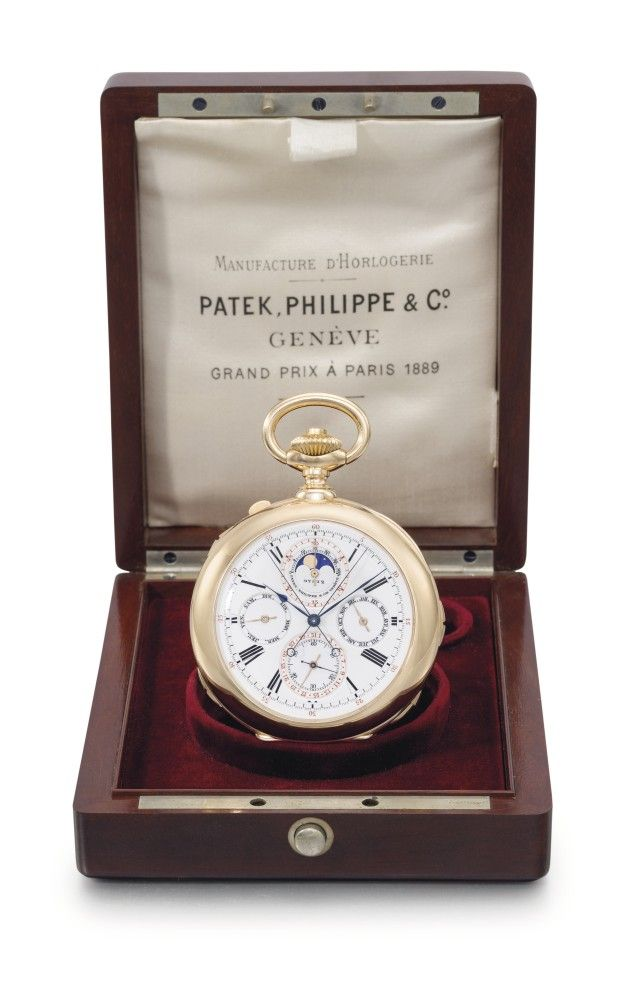 The best watches sold at auction in 2013