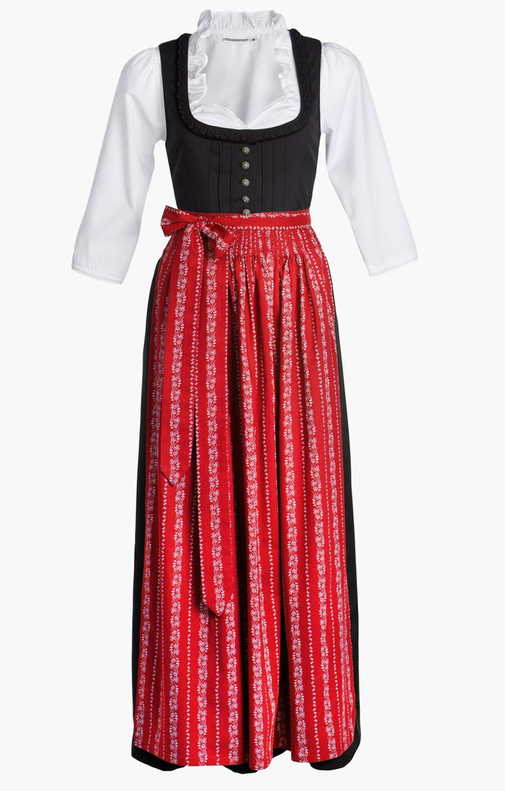 Oktoberfest DIRNDL SET 3pc. Zenta2/SC190red