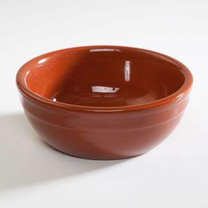Terracotta Tapas Bowl - Click for details @wdtlondon