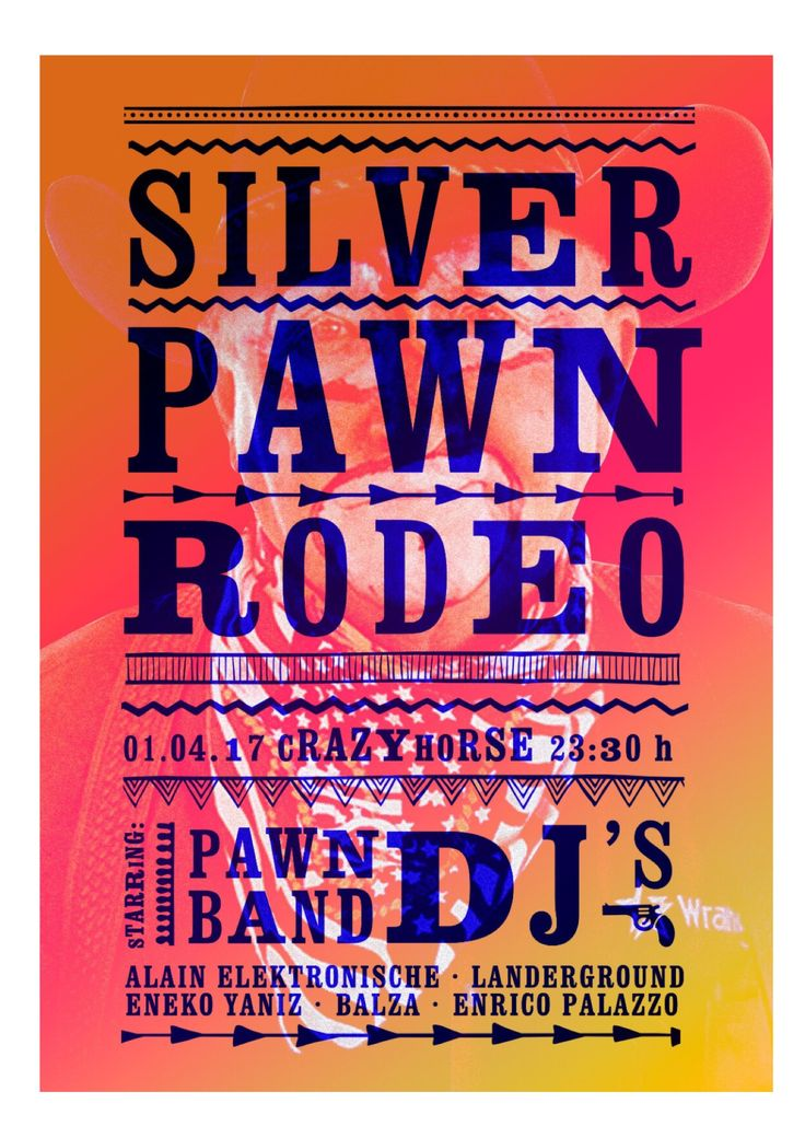 Silver Pawn Rodeo