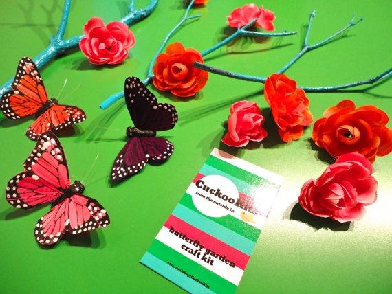 Who doesn't love butterflies?