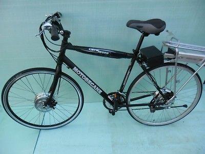 Fast Electric bike 100 Mile Range 2 Motor 2 Lith Batt  52V 15A x 2 (30 ah)35 MPH