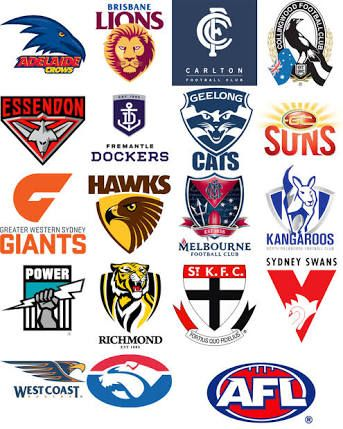 Image result for free printable afl