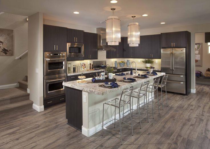 Kitchen by Ryland Homes  //  CALL CASSIE GONZALEZ, SAN ANTONIO REALTOR® (210) 459-0980