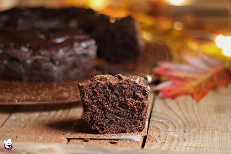Torta sette vasetti al cacao con gocce di cioccolato, ricetta tradizionale e ricetta Bimby