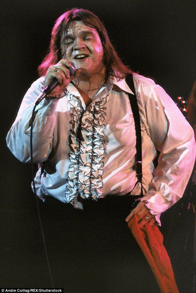 Image result for meatloaf singer