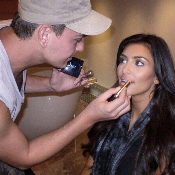 Kim Kardashian Spills All Her Beauty Secrets on Her First Website