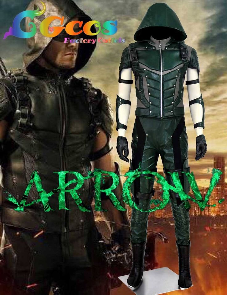 Green Arrow Season 4 Oliver Queen