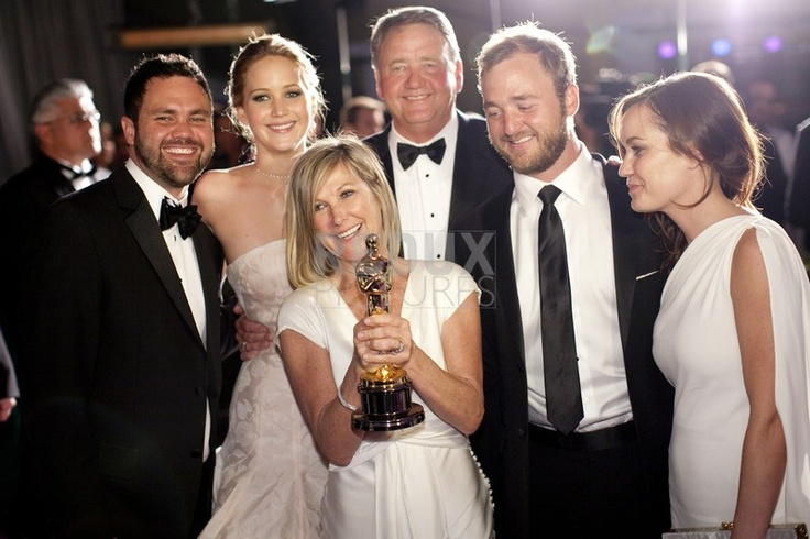 Jennifer and her famil...
