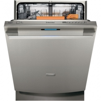 Electrolux ESF68814XR 60cm stainless steel built-under XXL tub dishwasher, 13 place settings