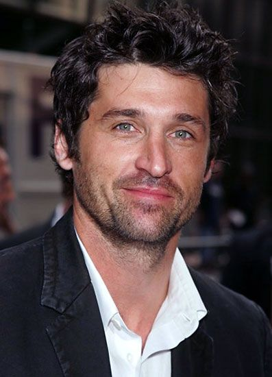 How did I ever forget Patrick Dempsey when I was starting my hotties board?!