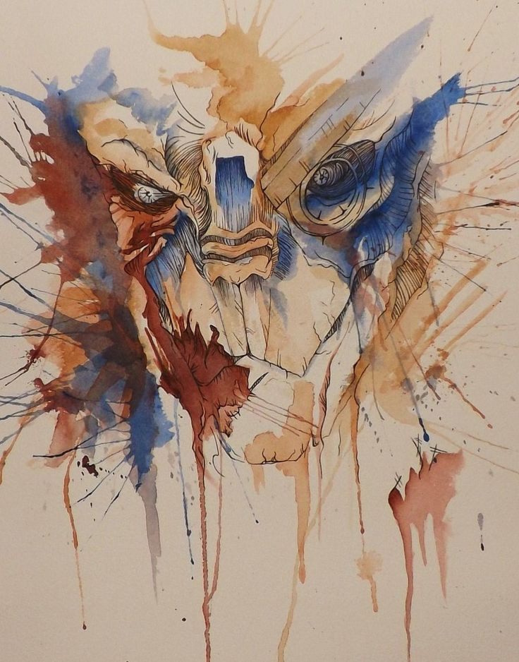 Garrus - Mass Effect - by CuriousCanvas on deviantART