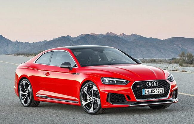 New 2019 Audi A4 Images Review Car 2018 Audi Rs5 Rs5 Coupe Audi