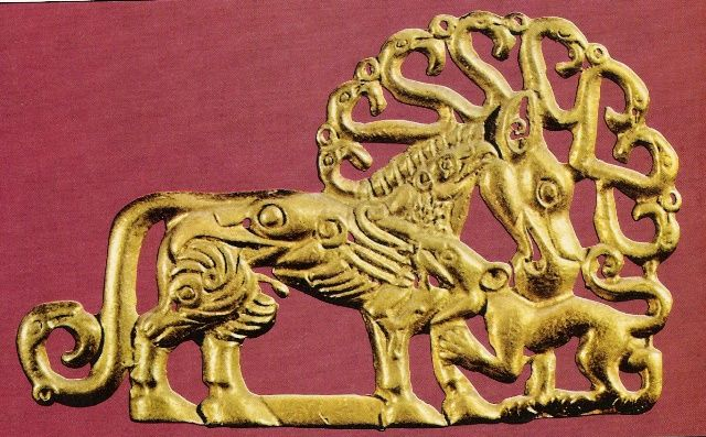 scythian horse - Google Search
