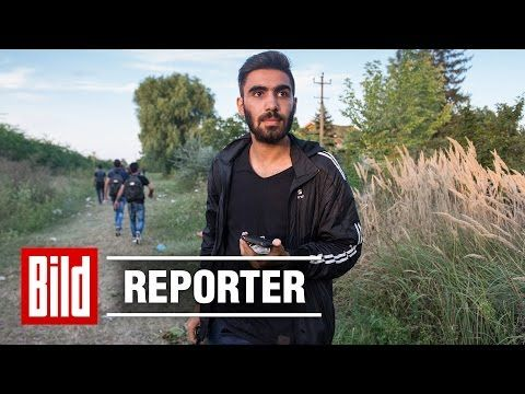How live video on Periscope helped 'get inside' the Syrian refugees story   Media   The Guardian
