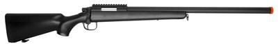 MP001 Professional Airsoft Sniper Shoots at 490 FPS 1:1 Aluminum Barrel & Strap