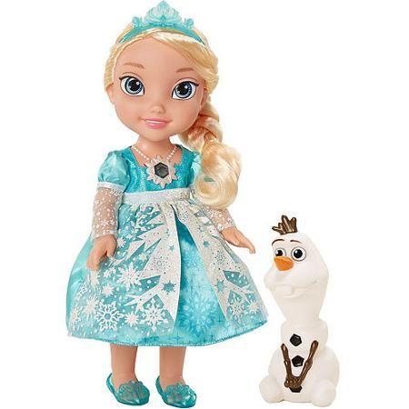 Disney Frozen Snow Glow Elsa Doll