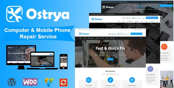 Ostrya Computer Repair Services Computer Repair Mobile Phone