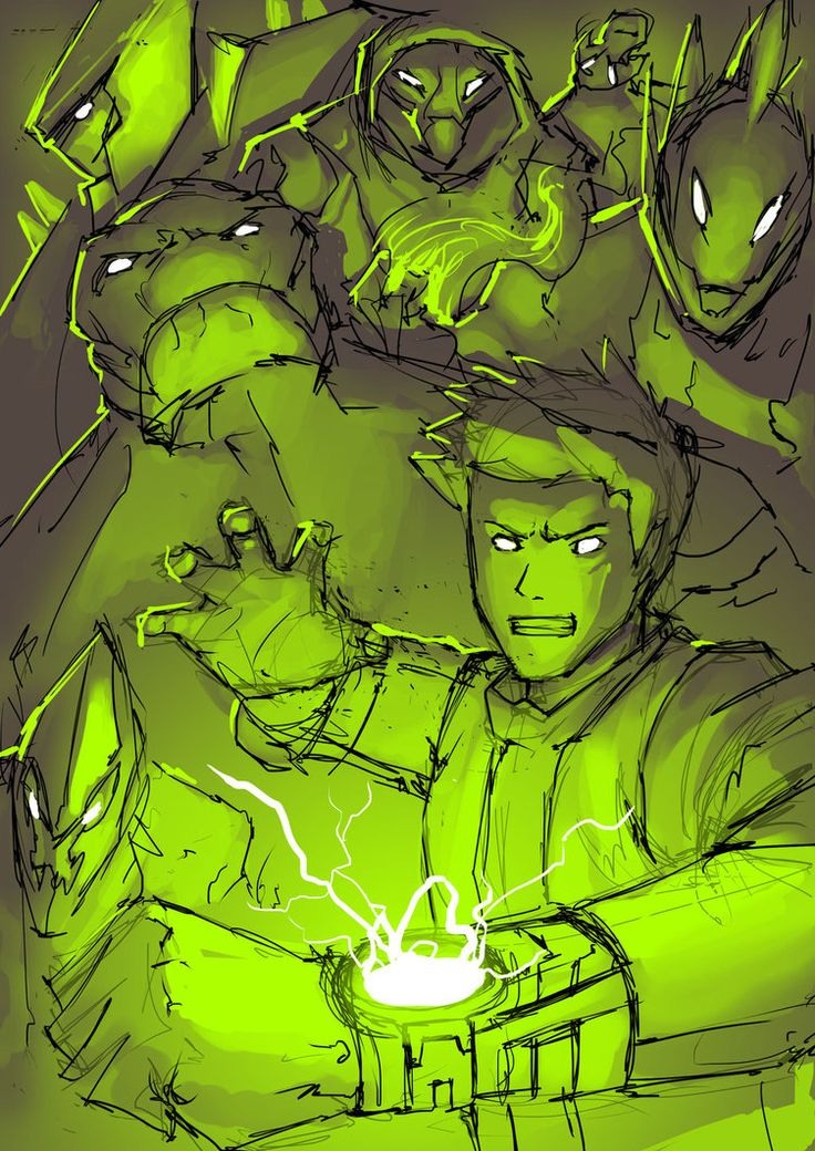 Ben 10 - choose wisely by leonardovincent on DeviantArt