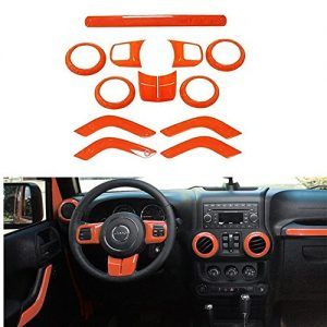 Jeep Wrangler JK Interior Trim Browse our wide selection of Jeep Wrangler JK Interior Trim to find the best prices for your Wrangler 2-Door or 4-Door. In this category you will find JK Wrangler Interior Trim parts for the 2007, 2008, 2009, 2010, 2011, 2012, 2013, 2014, 2015, 2016 and 2017 Jeep Wranglers. You can either select a product category or use our search box to find specific items in our store. Feel free to use our filtering options to sort by popularity, price or ratings within a…