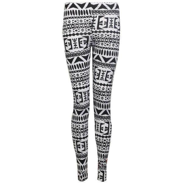 Crazy Girls Ladies Womens Batman Zebra Aztec Printed Leggings ($12) ❤ liked on Polyvore featuring pants, leggings, bottoms, jeans, zebra print leggings, aztec leggings, legging pants, aztec pants and aztec pattern leggings
